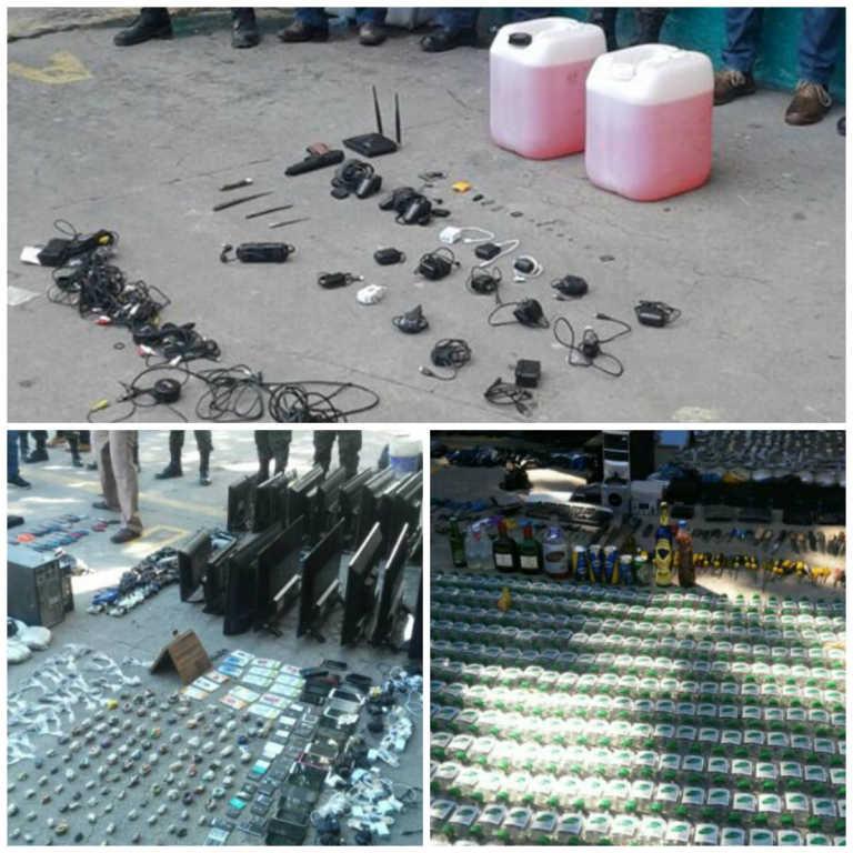 Ni armas ni municiones en cuarto operativo al Centro Penal de San Pedro Sula