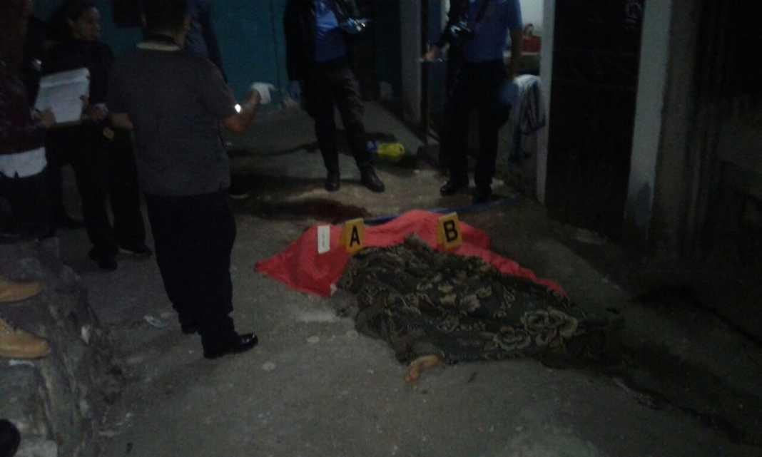 masacre en Colonia La Rosa