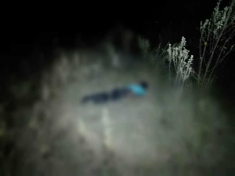 Hallan cadáver de desaparecido en Colonia Oportunidad, Cofradía