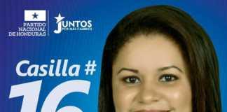 Diputada Indira Mendoza