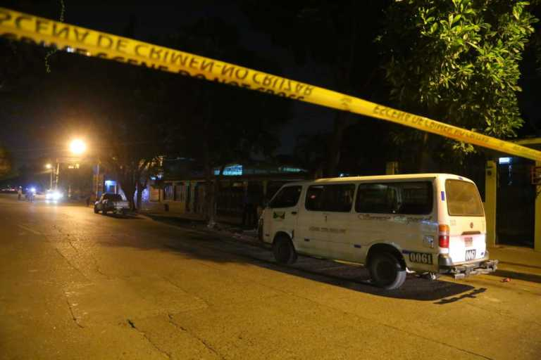 Pastor de iglesia era conductor de bus asesinado en Guamilito