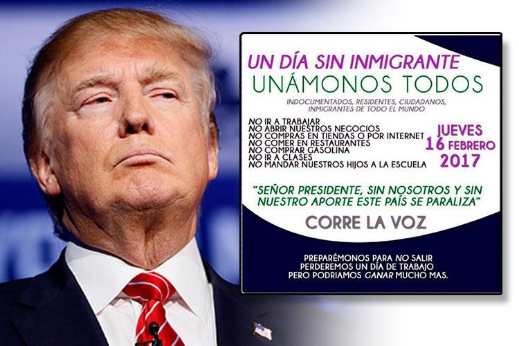 """""""Día sin inmigrantes"""" paraliza varias ciudades de Estados Unidos"""