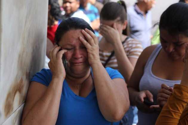 También, deja enlutadas a muchas familias hondureñas.