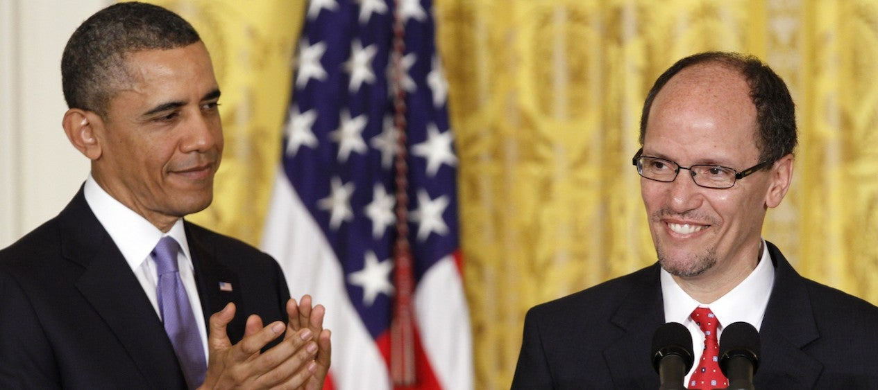 Asimismo, Obama escribió a Pérez para felicitarlo por el logro.