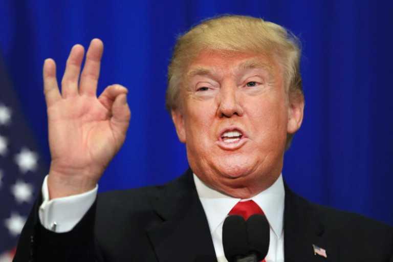 """Trump: """"Los medios de comunicación son los enemigos del pueblo"""""""