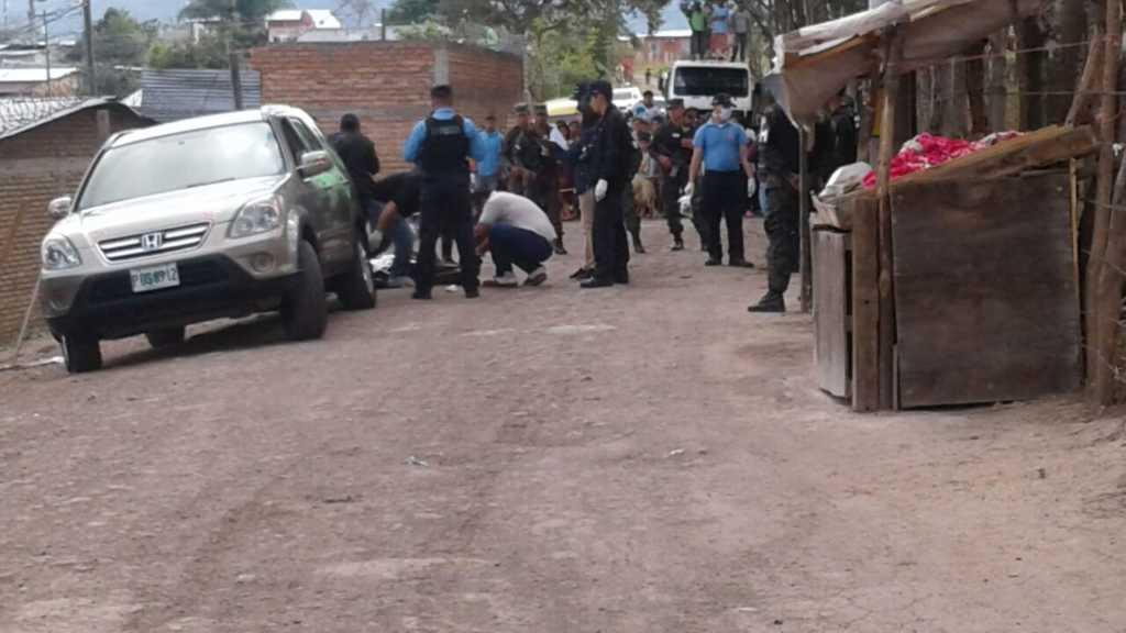 Custodia policial, mientras Medicina Forense realiza pesquisas