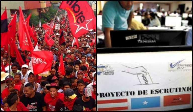 Autoridades de Libre encontraron irregularidades en actas de Francisco Morazán