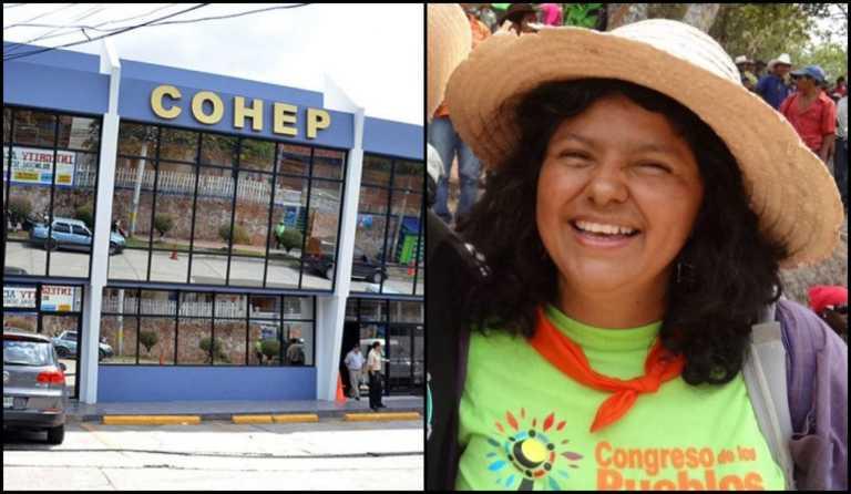 Empresa Privada desestima estudio acerca del asesinato de Berta Cáceres
