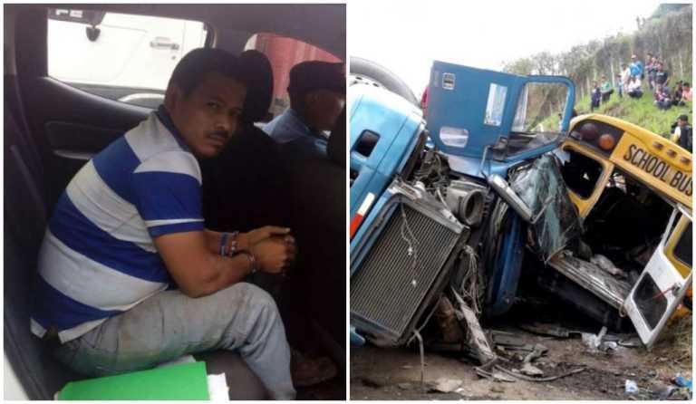 Dejan en libertad a conductor de la rastra que provocó muerte de 24 personas
