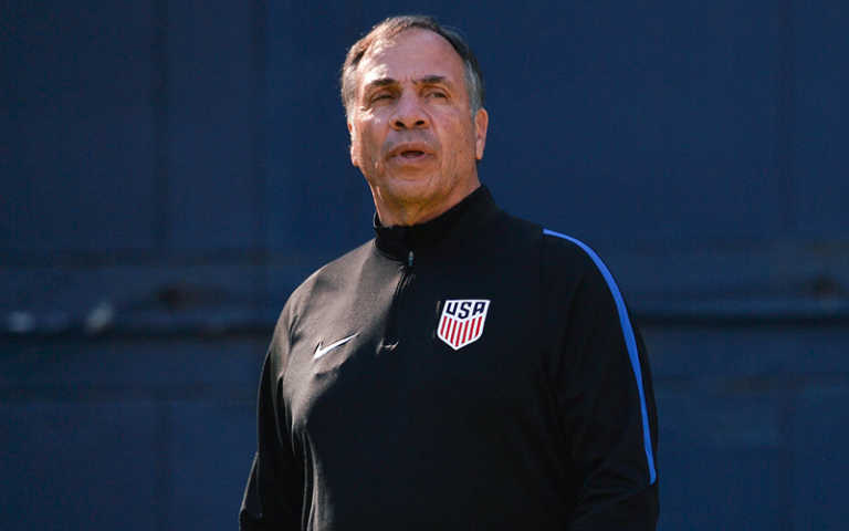¡OFICIAL! Estados Unidos gira convocatoria de 24 jugadores para enfrentar a Honduras