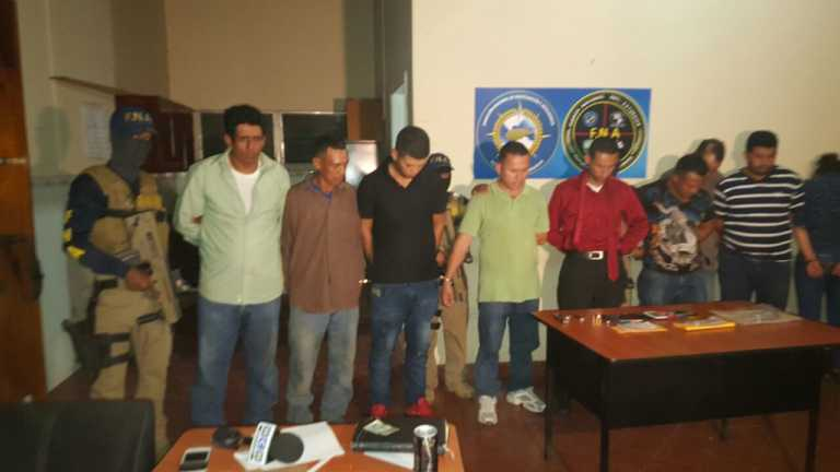 24 personas han sido detenidas por extorsión después de aprobación de reformas penales