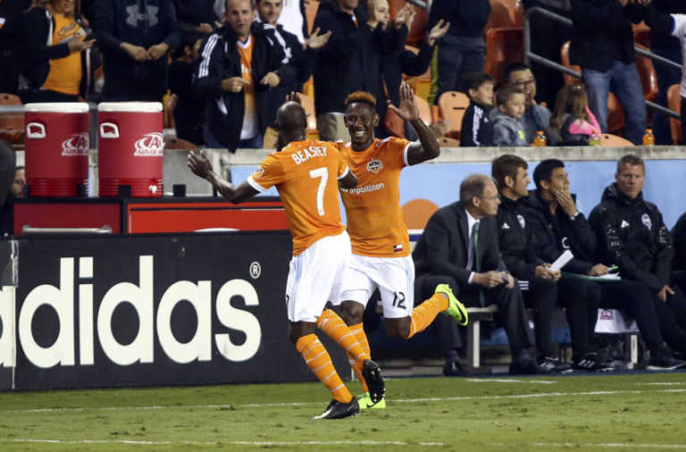 Romell Quioto se adjudica el premio a mejor gol en la MLS
