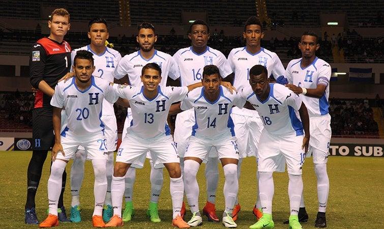 La Sub-20 de Honduras derrotó a Costa Rica y clasifica al Mundial de Corea del Sur 2017