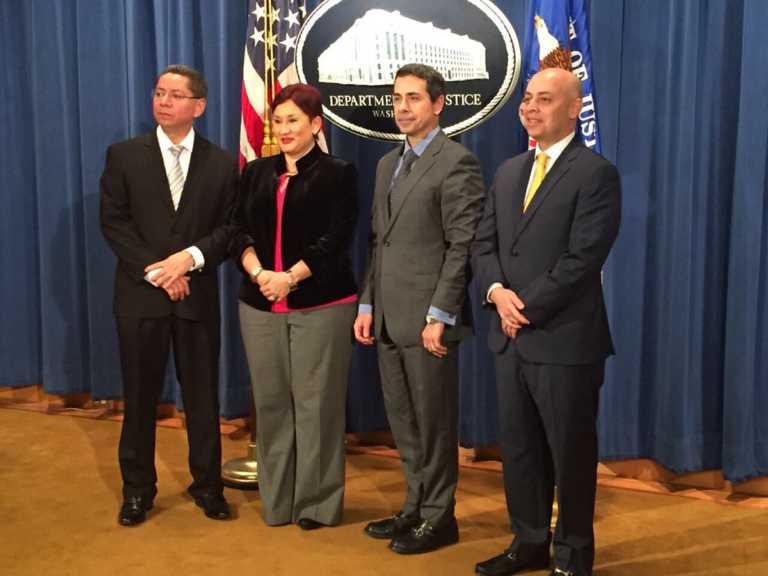 Fiscales del Triángulo Norte firman estrategia para combatir crímen organizado