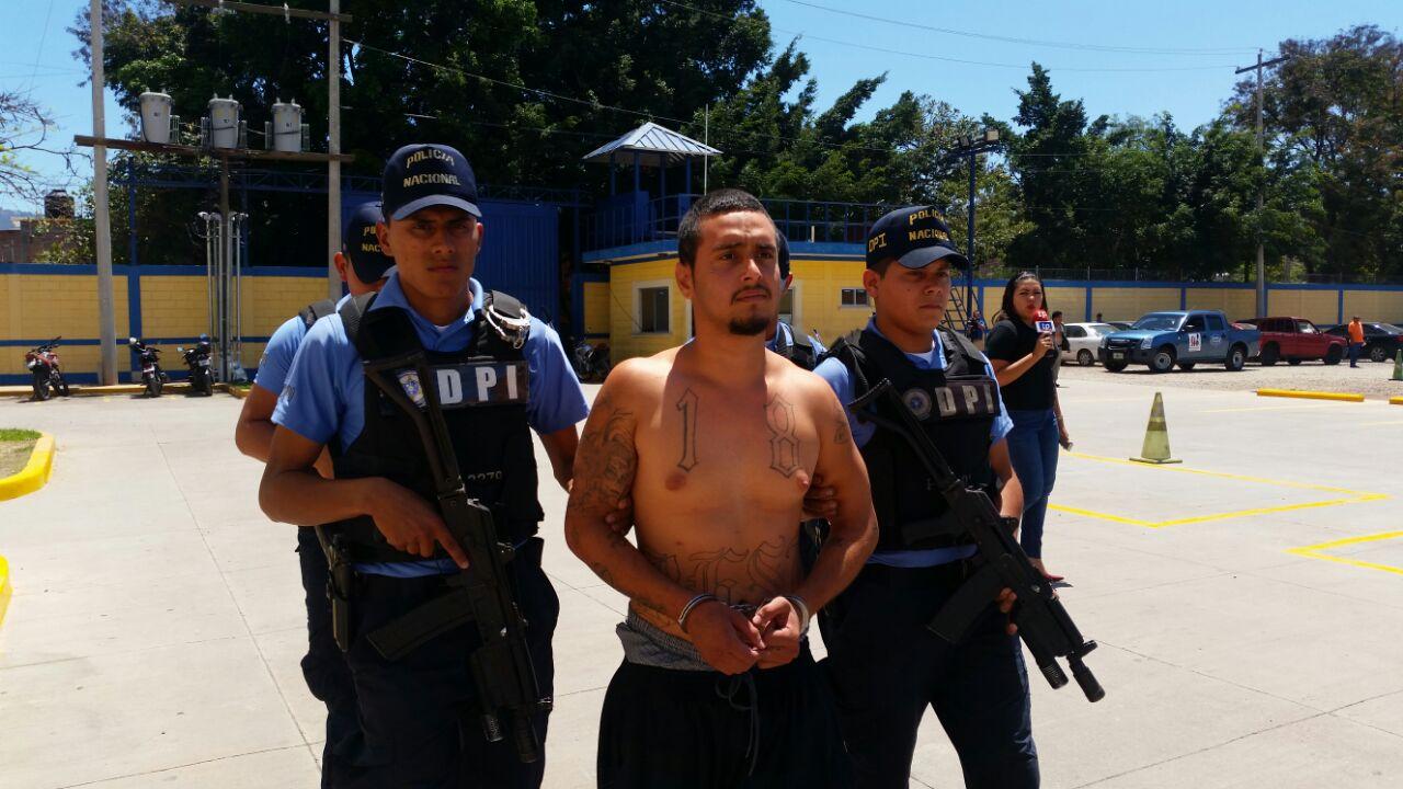 Cae miembro de la pandilla 18 en operativos realizados en la capital