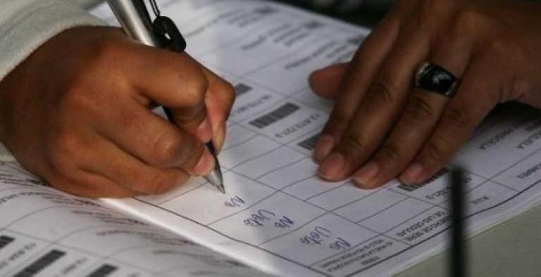 Cronómetro electoral: TSE distribuirá actas hasta el próximo martes