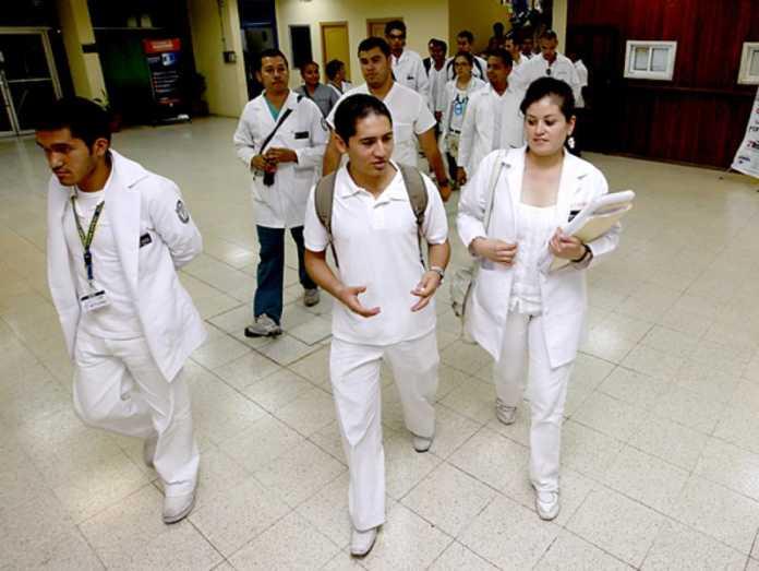 médicos en Honduras