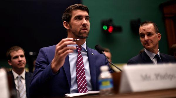 Michael Phelps pidió la revisión urgente del sistemas antidopajes a nivel mundial