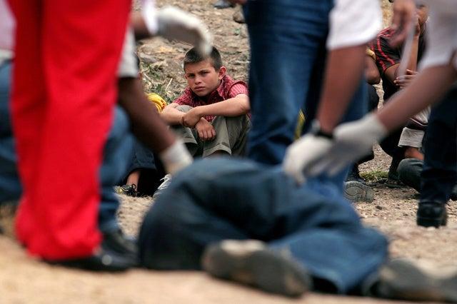 OIM estudiará el bienestar de la niñez y la adolescencia en Honduras