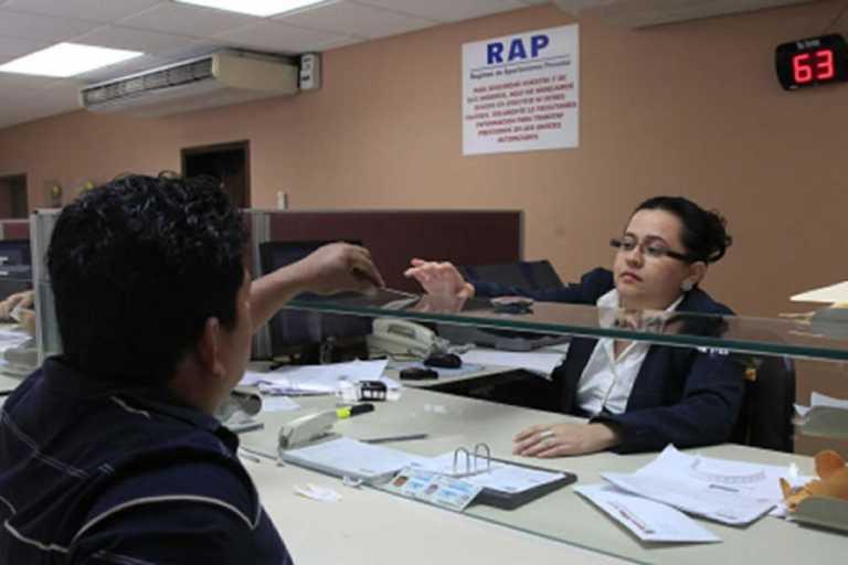 El RAP devolverá 200 millones de lempiras por excedentes
