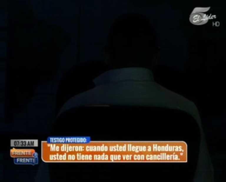 Honduras: Expolicía y testigo en caso Landaverde pide protección ante abandono de Gobierno