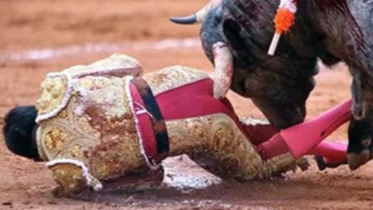 El torero mexicano Antonio Romero sufrió una cornada que le destrozó el esfinter