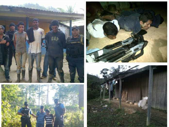 secuestros en Honduras