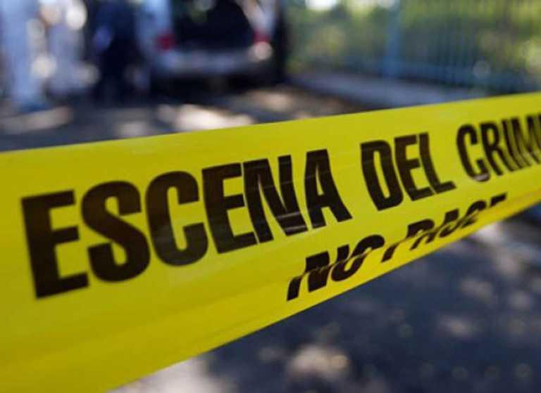"""""""Extorsionador independiente"""": dejan rótulo sobre asesinado en Puerto Cortés"""