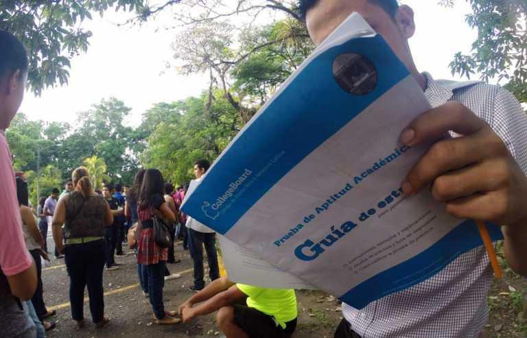 UNAH: Último día de recepción de documentos para la PAA y PCCNS