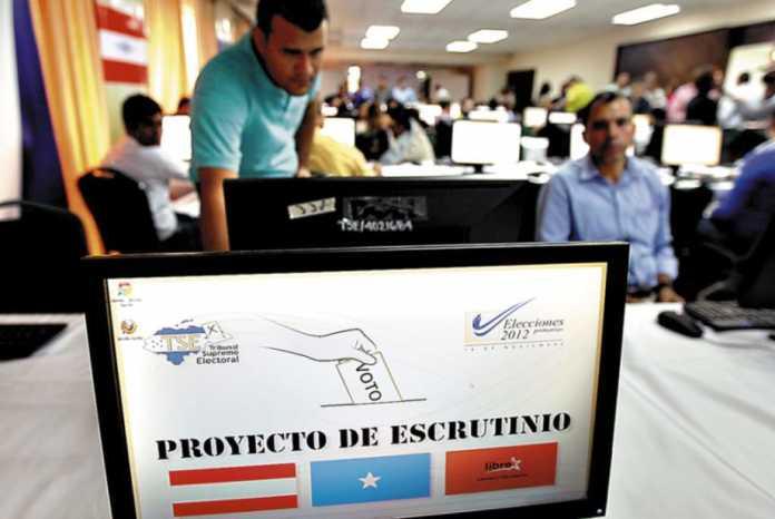 primarias en Honduras