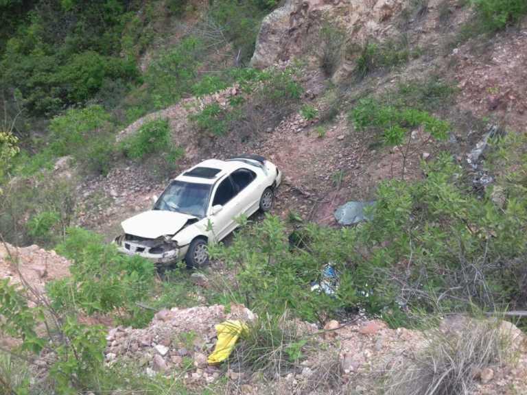 Cofradía, Cortés: Muere embarazada al caer en hondonda el carro en que se conducía