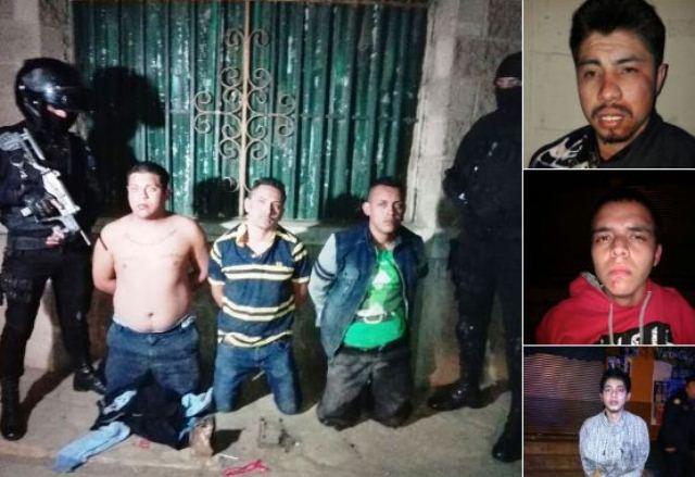 Guatemala: Video muestra pandilleros de la 18 antes de cometer atentados contra policías