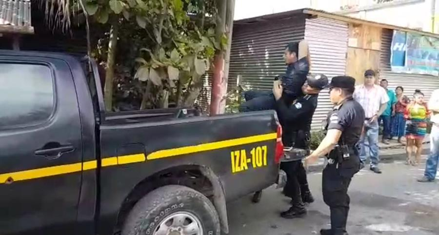 hondureño deportado