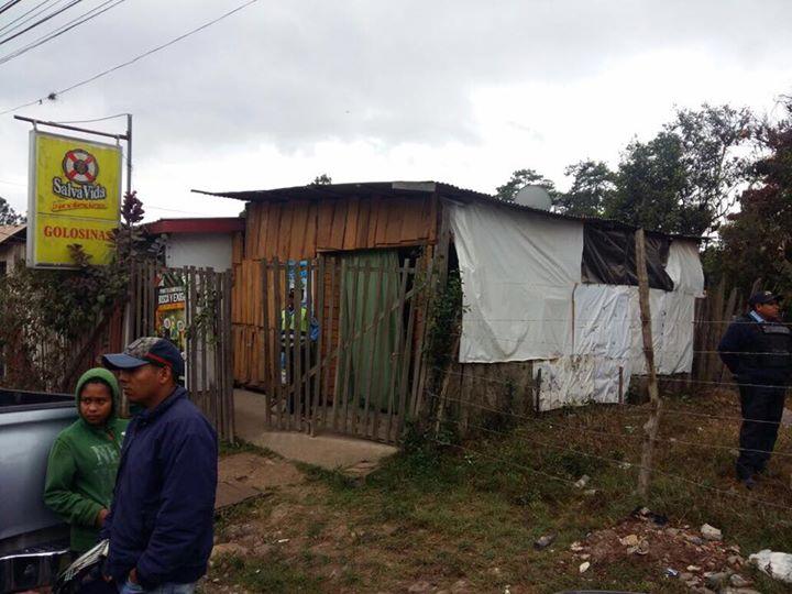 Siguatepeque: Mueren policía municipal, su esposo y un sicario