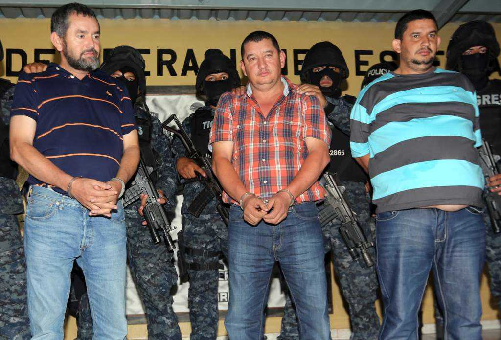 Los hermanos Valle, encarcelados por vínculos con el narcotráfico