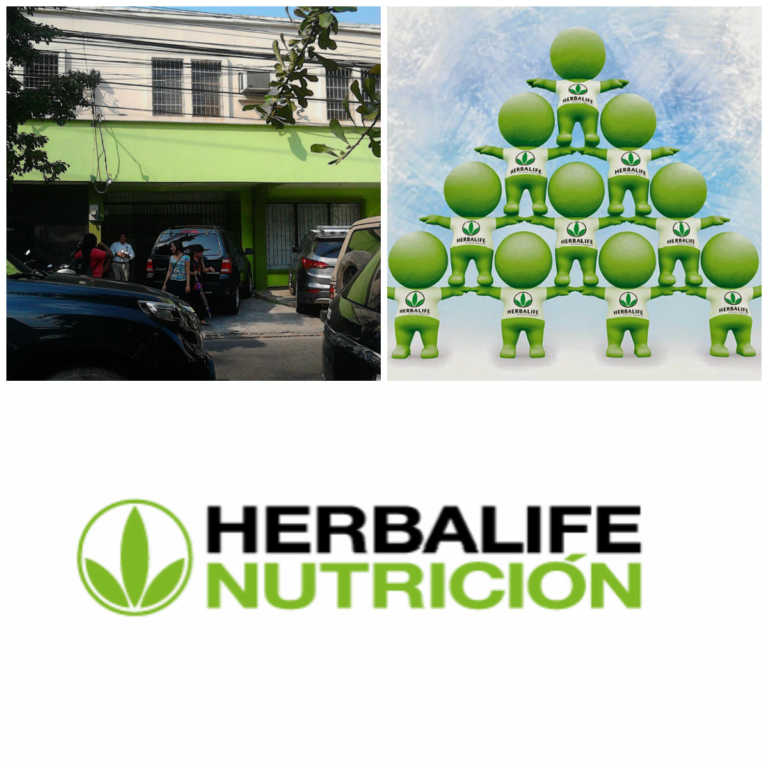 Herbalife reacciona ante acusación de continuar sistema piramidal prohibido