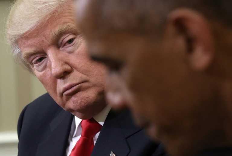 Trump acusa a Obama por intervenir su teléfono en la camapaña política