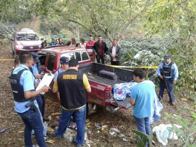 Ocotepeque: Hombre mata a su mujer tras discutir con su cuñado