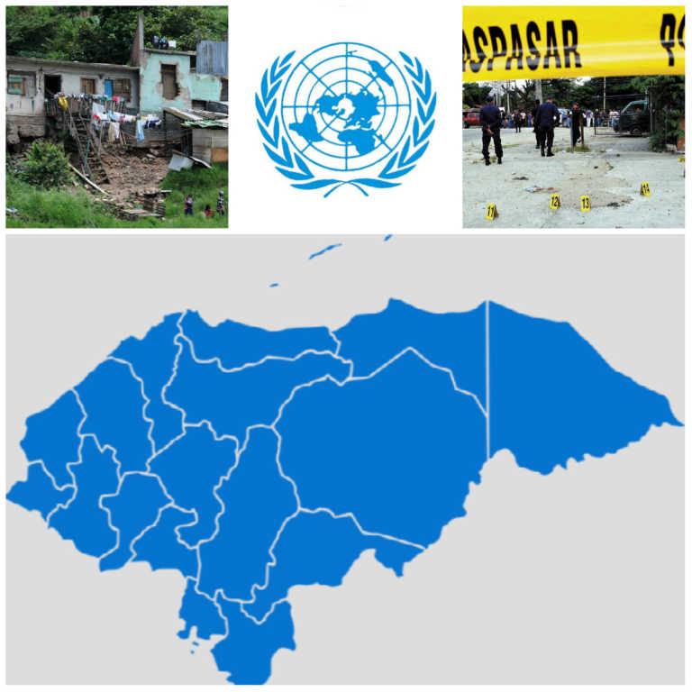 Honduras reprueba en Desarrollo Humano, según informe de la ONU
