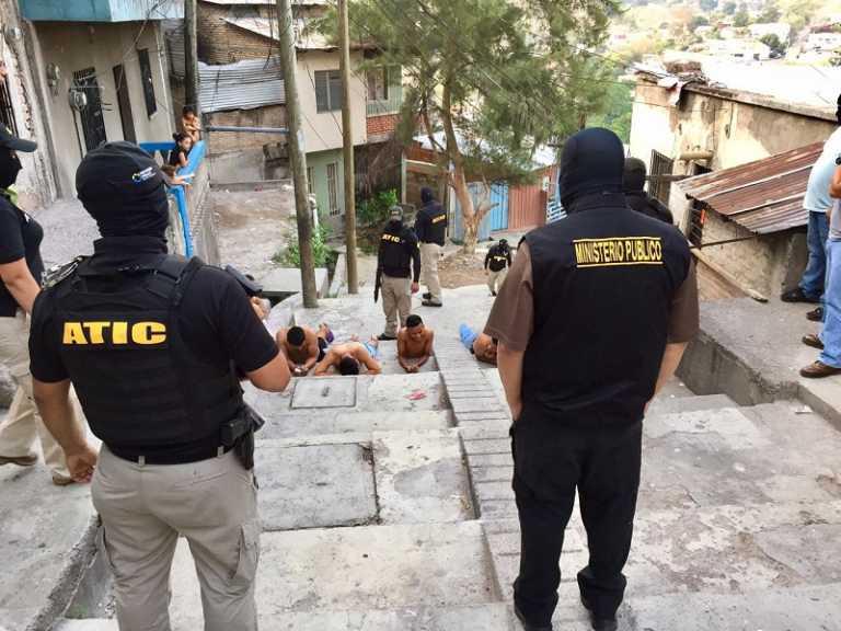 Capturan supuestos responsables de masacre ocurrida el 2016
