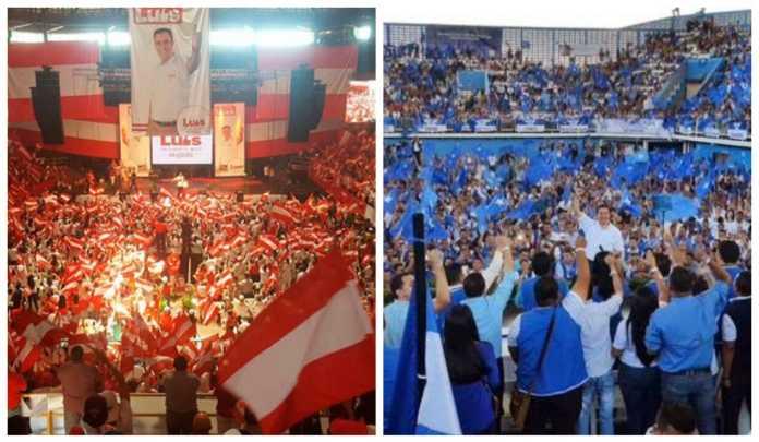Partidos Nacional y Liberal de Honduras realizarán sus Convenciones