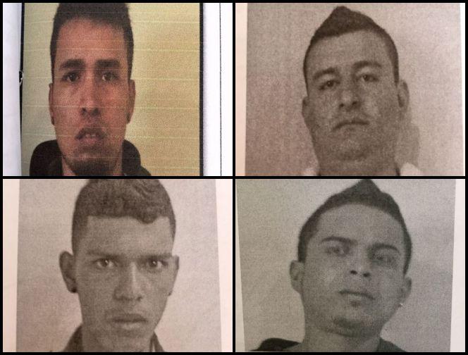 Condenan a cuatro hombres captados por una cámara después de matar a ciudadano