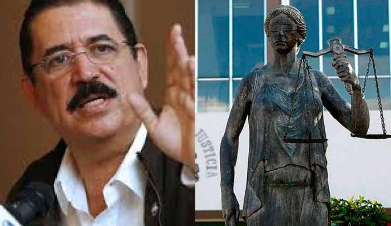 Trasciende nombramiento de otro juez que conocerá causa contra Manuel Zelaya
