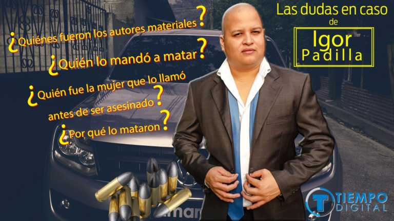 Sigue en la impunidad asesinato del periodista hondureño Igor Padilla