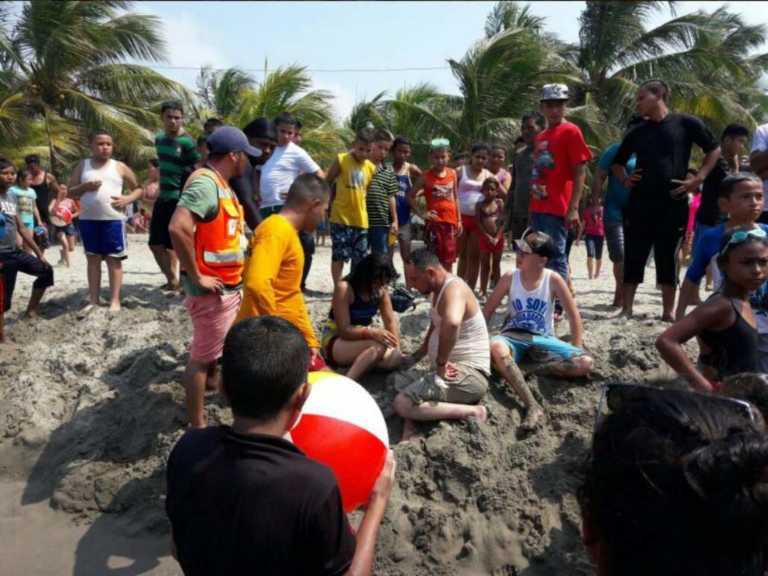 Más de 30 rescates han realizados  los Bomberos en lo que va de Semana Santa