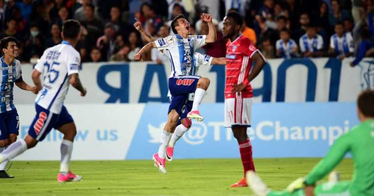 Pachuca derrotó al Dallas de Maynor Figueroa y avanza a la final de Concachampions