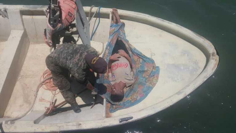 Recuperan el cuerpo de un joven ahogado en playa de Cedeño