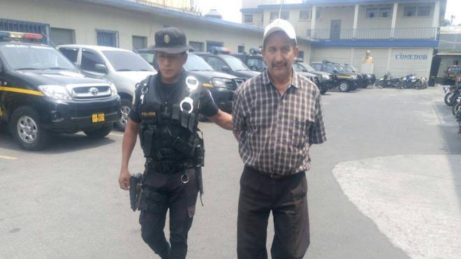 Pastor violador en Guatemala
