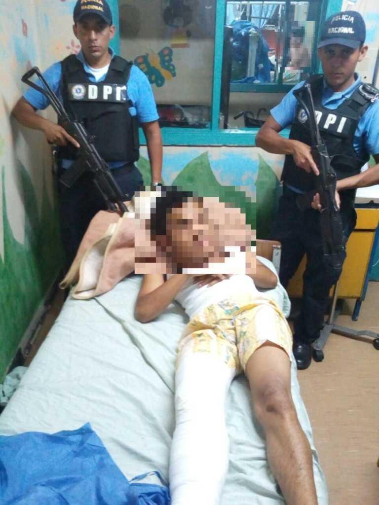 """DPI recaptura al """"Detoner» supuesto miembro de la pandilla 18"""