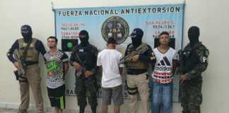 """FNA captura al supuesto cabecilla de """"Los Chirizos"""""""